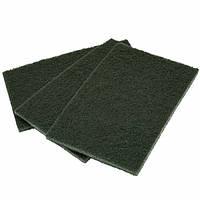 Скотч брайт лист 150*230 мм Р600 зеленый