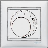 Механизм термостата для тёплых полов Valena 770091 цвет белый