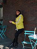 Женская куртка с капюшоном плащевка+синтепон размер: 48-50, 50-52, 52-54, фото 2