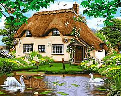 Набор для рисования Babylon Сельский домик Худ. Робинсон Говард VP476
