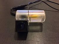 Камера заднего вида. Штатная камера заднего вида Toyota COROLLA CCD