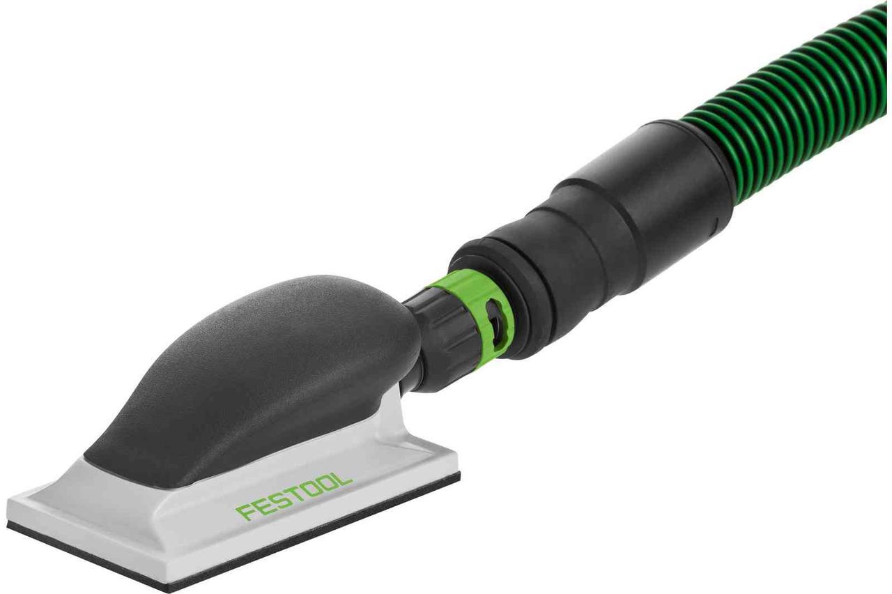 Ручний шліфок з функцією пиловидалення Festool HSK-A 80x130