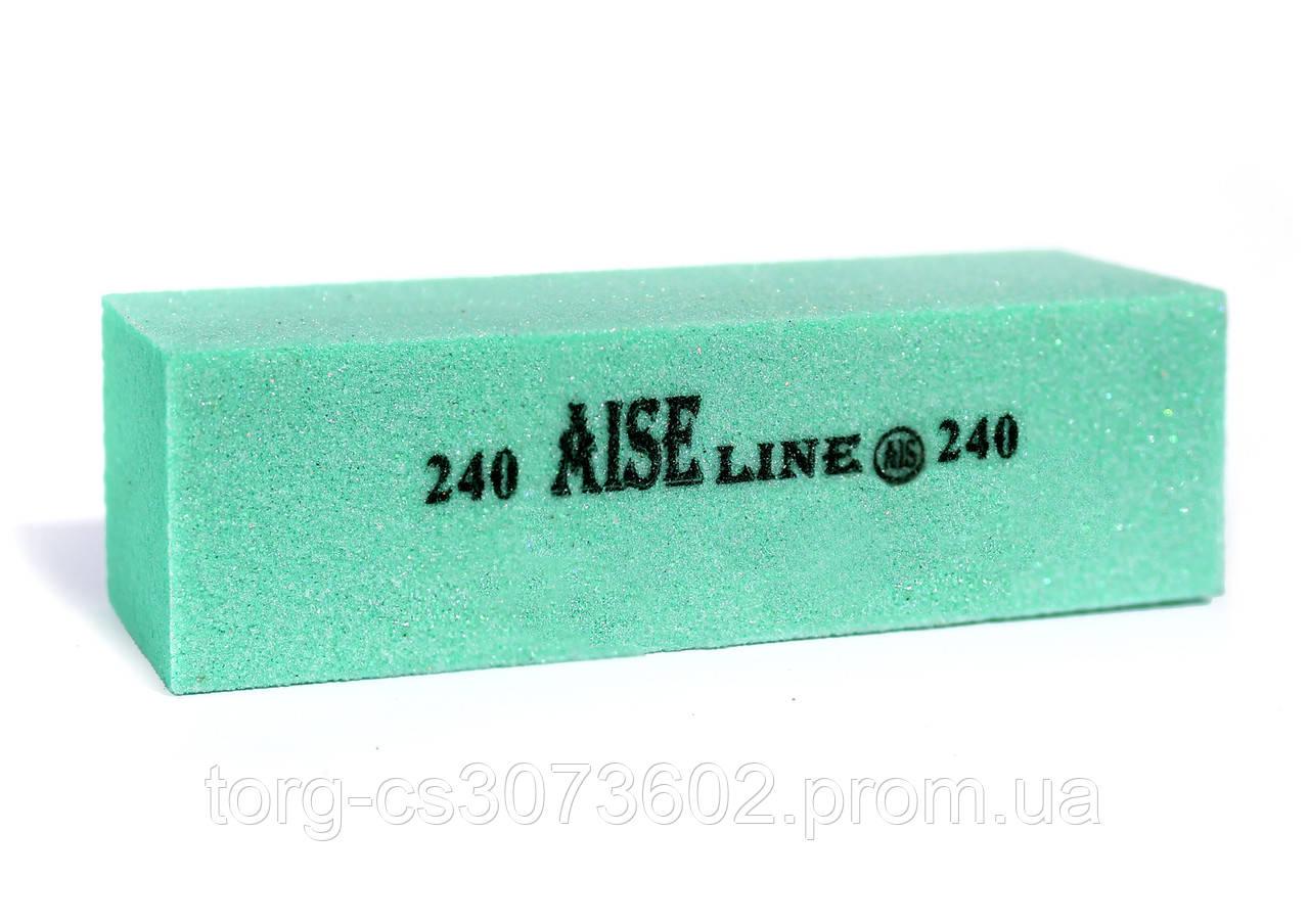 Шлифовка для ногтей Aise Line 240