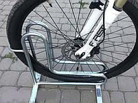 Велопарковка на 6 велосипедів Rad-6 Польща, фото 5