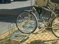 Велопарковка на 6 велосипедів Rad-6 Польща, фото 6