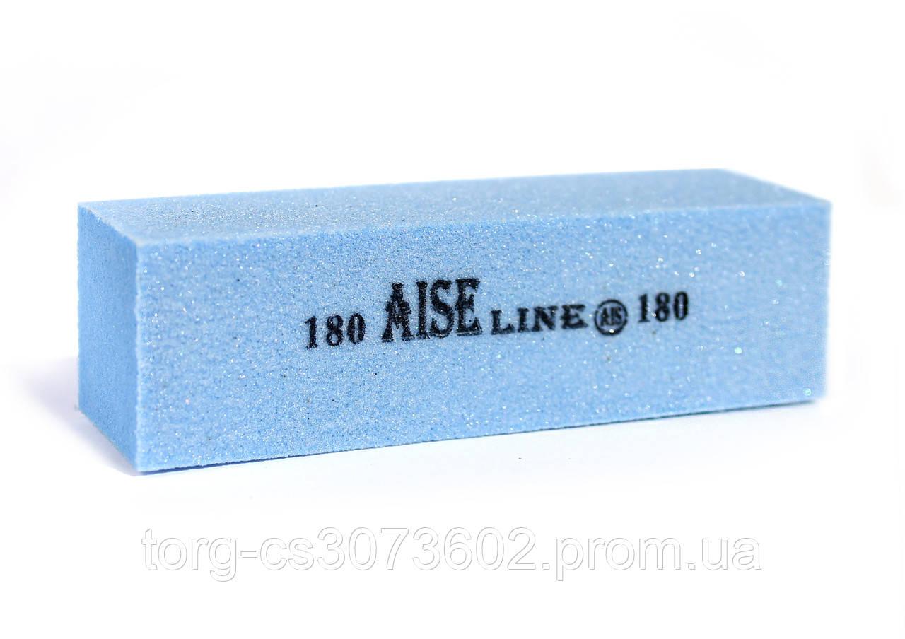 Шлифовка для ногтей Aise Line 180