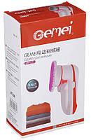 Акумуляторна машинка для стрижки катишків (катишек) Gemei GM-231 (4041), фото 5