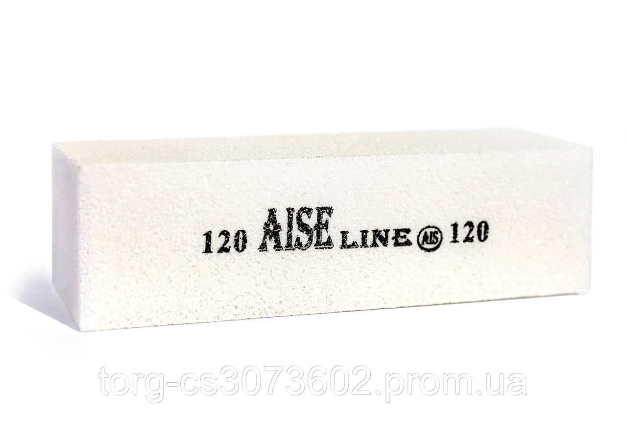 Шлифовка для ногтей Aise Line 120