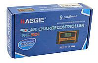 Контроллер для солнечной батареи Raggie Solar controler RG-501 10A, фото 3