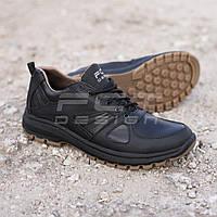 Кроссовки Urban R-72 кожа черные
