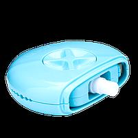 Туристическая бритва Sphynx Travel Razor для депиляции 3 в 1 Blue, фото 5