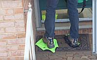 Автоматичні багаторазові бахіли Reusable Portable Automatic Shoe (мікс кольорів), фото 9