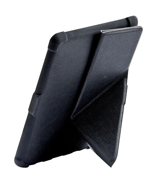 Чехол PocketBook 606 трансформер - черный цвет