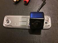 Камера заднего вида. Штатная камера заднего вида Subaru WRX  CCD