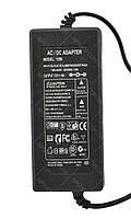 Блок питания адаптер 12V 8A с кабелем питания 5.5x2.5 мм (0332), фото 2