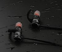 Спортивные Bluetooth наушники Awei AK4 Black (5014), фото 8