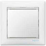 Кнопка Legrand Valena 774411 цвет белый