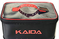 Рыболовная Сумка ,Сумка для катушки, Сумка для рыболовных снастей прорезиненная EVA Kaida SFK-45