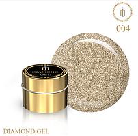 Гель для дизайна Diamond Gel Milano №04