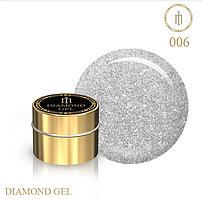 Гель для дизайна Diamond Gel Milano №06