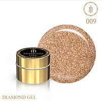 Гель для дизайна Diamond Gel Milano №09