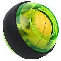 "Тренажер ""Гироскопический эспандер"" Power Ball Green (0683), фото 2"