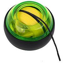 "Тренажер ""Гироскопический эспандер"" Power Ball Green (0683), фото 3"