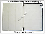 Черный Tri-fold case чехол-книжка для планшета Asus Zenpad 10 Z300C Z300CG, фото 3