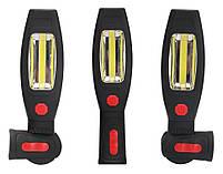 Фонарик YL 813 аварийный фонарь для авто с магнитом и крючком (3599), фото 6
