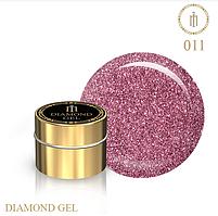 Гель для дизайна Diamond Gel Milano №11