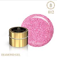 Гель для дизайна Diamond Gel Milano №12