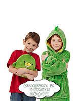 Детский худи-трансформер (толстовка) Huggle Pets (Дракончик), фото 3