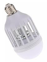 Светодиодная лампа приманка для насекомых (уничтожитель насекомых) Zapp Light (2617), фото 2
