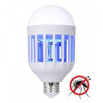Светодиодная лампа приманка для насекомых (уничтожитель насекомых) Zapp Light (2617), фото 4