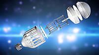 Светодиодная лампа приманка для насекомых (уничтожитель насекомых) Zapp Light (2617), фото 5