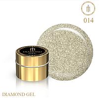 Гель для дизайна Diamond Gel Milano №14