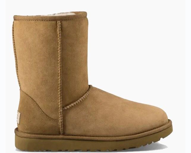 "Угги Женские classic short ii boot ""chestnut"" арт. 0591"
