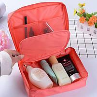 Органайзер в дорогу Travel Ver.2    Сумка-органайзер для белья и косметики (микс цветов), фото 5