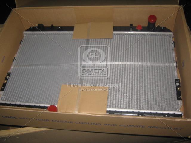 Радиатор охлаждения DAEWOO LACETTI, NUBIRA AT 1.6-1.8 (производство Nissens) (арт. 61634), rqm1