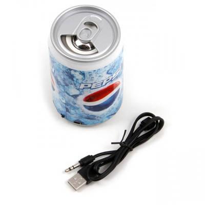 Портативная колонка Pepsi MP3 Speaker, фото 2