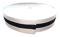 Лампасная лента, тесьма лампасная 4 см