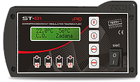 Контроллер TECH ST-81 zPID для твердотопливного котла