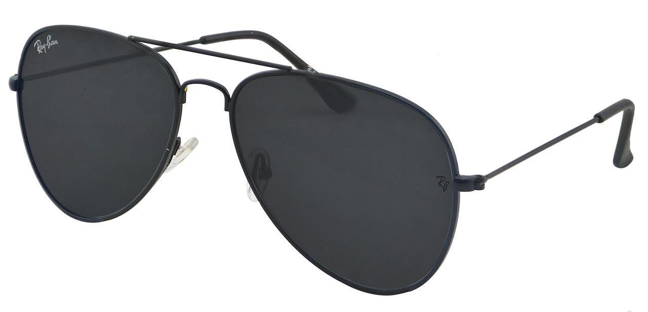 Cолнцезащитные очки Aviator 3026 62-14 C1 3N Black