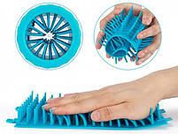 Стакан для мытья лап, лапомойка для собак Soft pet foot cleaner MEDIUM (микс цветов), фото 4