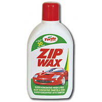 Автошампунь ZIP WAX Turtle Wax, 1L