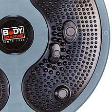 Диск здоровья массажный с магнитами и счетчиком SOLEX BB-956-B, фото 2