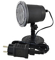 Лазерный проектор Star Shower SE326-02 (разноцветные картинки) (5024), фото 5