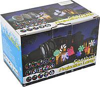 Лазерный проектор Star Shower SE326-02 (разноцветные картинки) (5024), фото 7