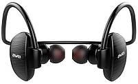 Спортивные Bluetooth наушники Awei A847BL Black (5252), фото 2