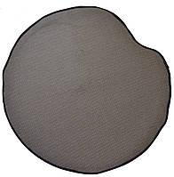 Коврик 3D круглый безворсовый с 3д принтом ковер для дома 80см Пончик (3066), фото 3